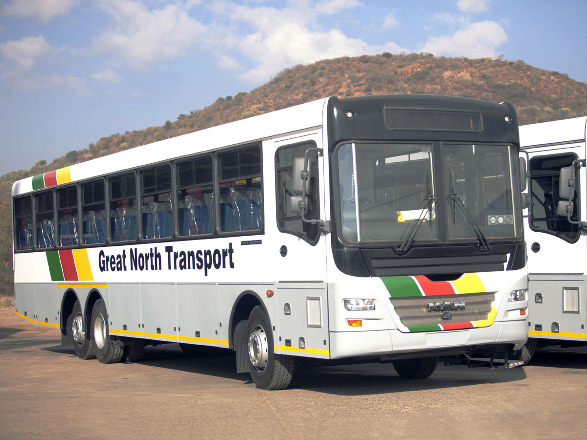 MAN Lion's Explorer GNT Limpopo South Africa