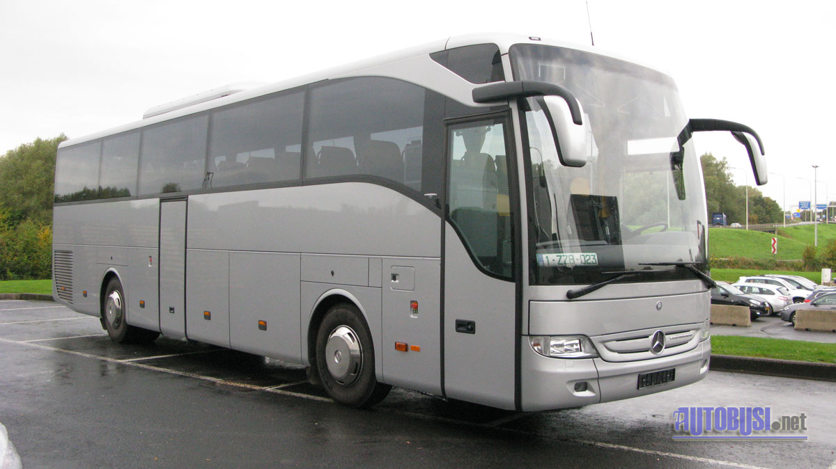 Mercedes-Benz Tourismo Euro 6 Busworld Kortrijk