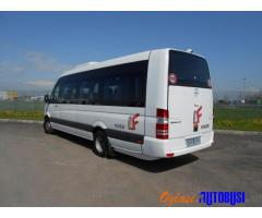 Mercedes-Benz Sprinter 519 CDI Dipety