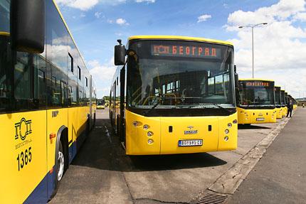 Autobusima na liniji 400 do vrha Avale