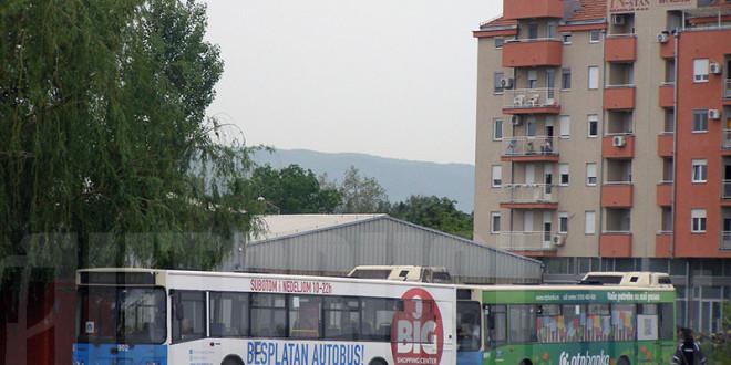 Red vožnje novosadskog JGSP-a za vreme praznika