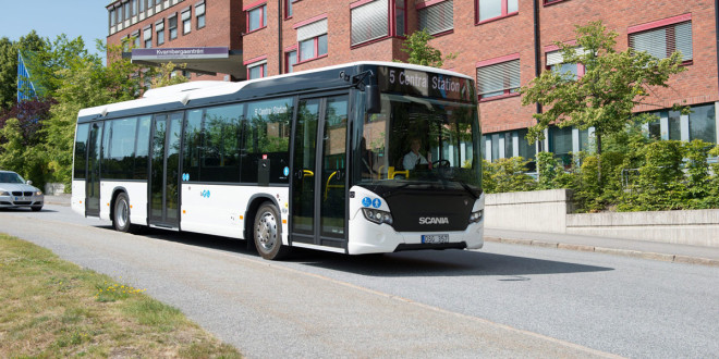 Scania isporučuje Euro 6 autobuse na biodizel
