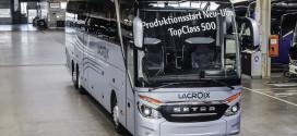 Prva serijska Setra TopClass 500 ide u Francusku