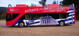 Open-top Ayats autobusi za Crnu Goru