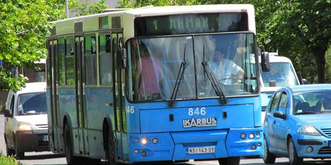 NS: Autobusi ponovo saobraćaju do okretnice na Popovici