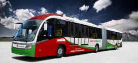 Autobusi Neobus Scania za Meksiko Siti