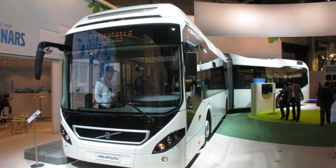 Nastavlja se uspeh hibridnih autobusa Volvo