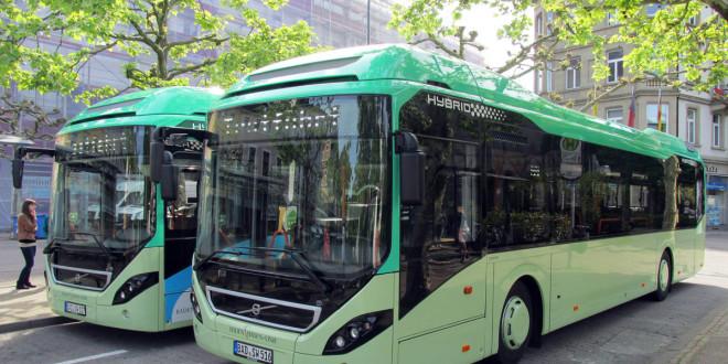Hibridni Volvo za Baden-Baden