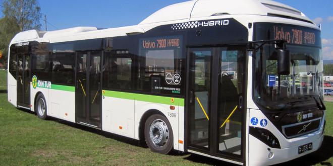 Nobina naručila 47 hibridnih autobusa Volvo