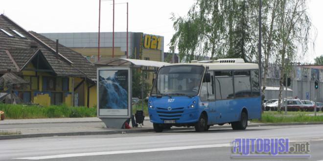 NS: Autobusi se vraćaju na svoje trase