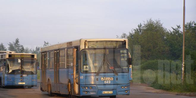 NS: Trofej sajamskih gradova menja trase autobusa