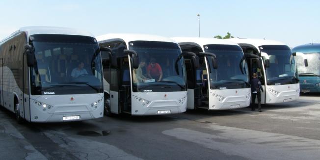 Crobus Zora autobusi za Autoherc iz Metkovića