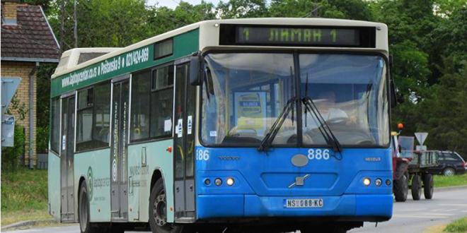 NS: Izmena trasa linija 3, 3A, 9, 60, 61, 62, 64 i 69