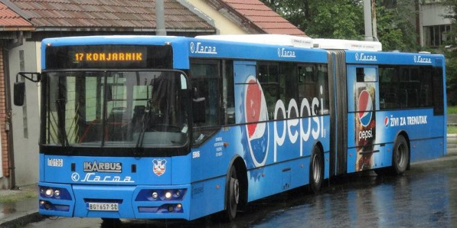 Gradski prevoz od ponedeljka na teritoriji celog Obrenovca
