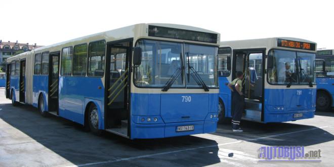 Rekarosirani prvi autobusi za Novi Sad