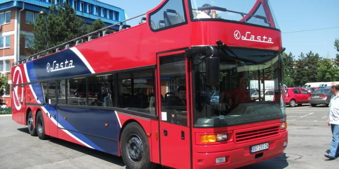 Turistički panoramski autobus uskoro na ulicama Novog Sada