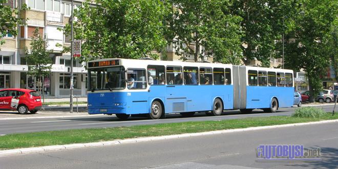 NS: Radovi kod Futoške pijace menjaju trase autobusa