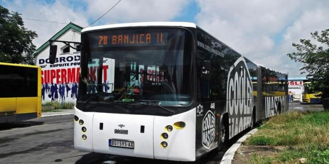 BG: Izmene režima javnog prevoza zbog radova u Ulici vojvode Stepe