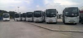 FOTO: Gradski minibusi Isuzu za Čačak