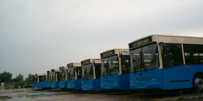 Novi Sad ima para samo za 5 novih autobusa