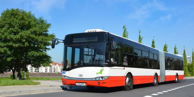 500 Solaris autobusa u Češkoj Republici