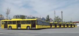 Istanbul donira Sarajevu 30 autobusa