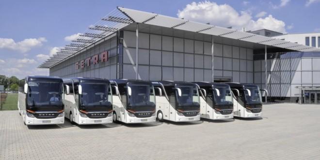 Danci kupuju autobuse Setra TopClass