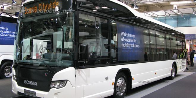 Hibridna Scania Citywide kreće iz Poljske
