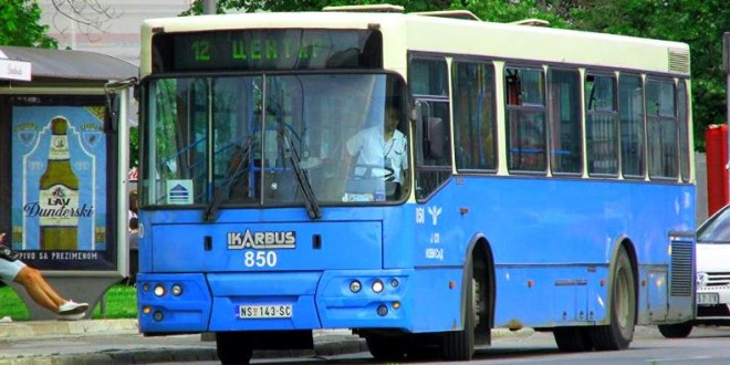NS: Linija 42 saobraća kroz Novu Rumenku