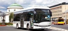 Električni Solaris prvi put na Baltiku