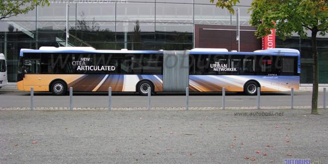 IAA 2014: VDL autobusi u korak sa tehnologijom
