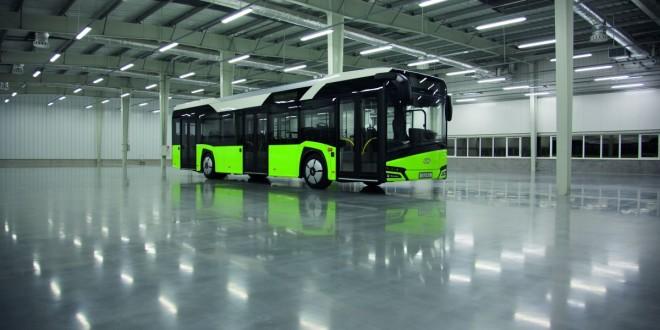 IAA 2014: Novi Solaris Urbino kreće u svet