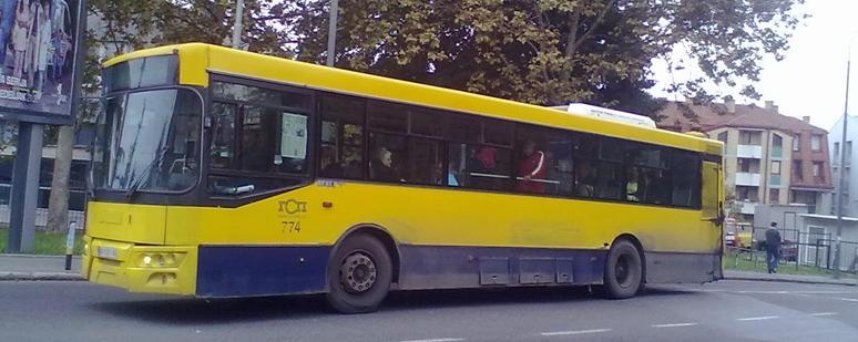 BG: Izmena trasa linija zbog radova u Bebelovoj ulici