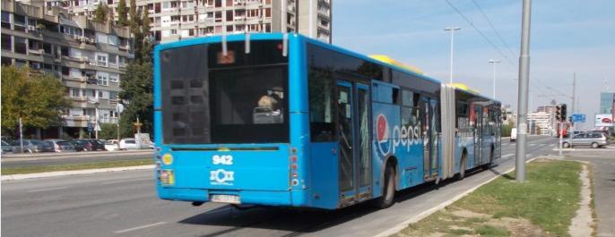 BG: Radovi u Takovskoj, izmena trase linije 23
