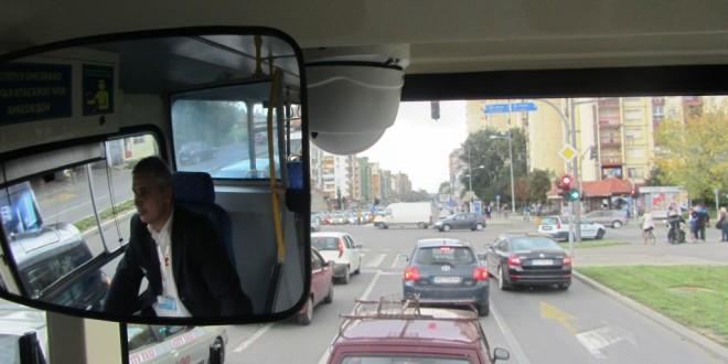 NS: Pilot projekat – kamere u vozilima