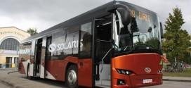 Solaris InterUrbino u Italiji