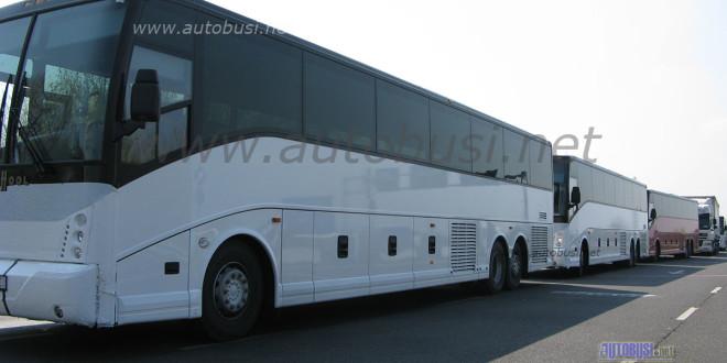 Još 700 Van Hool autobusa iz Skoplja za Ameriku