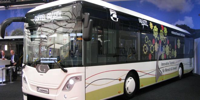 Nemački Gepel Bus opet u stečaju