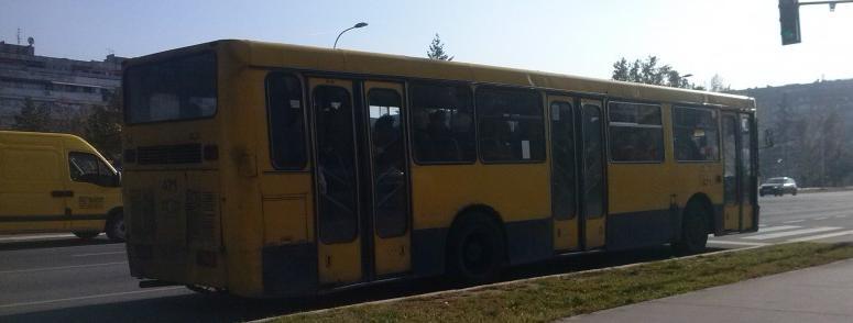 BG: Izmene režima javnog prevoza zbog radova u Lazarevcu