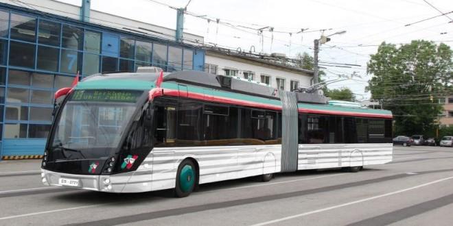 Električni autobus sa dinamičkim punjenjem za Eslingen