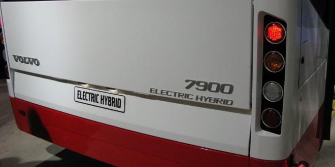 IAA 2014: Naelektrisani Volvo autobusi