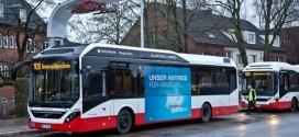 Volvo i Simens će zajedno proizvoditi električne autobuse