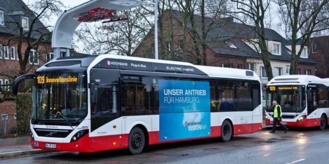 Novi Volvo električni hibrid startovao u Hamburgu