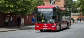 Scania testira beskontaktno napajanje električnih autobusa