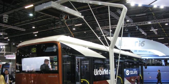 Električna vozila u javnom gradskom saobraćaju