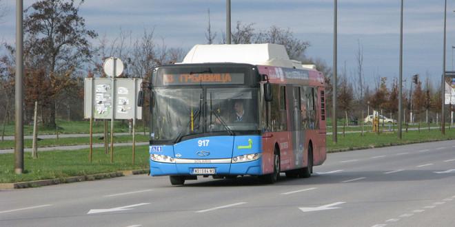 NS: Autobusi na liniji 13 menjaju trasu