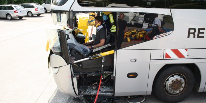 VIDEO: MAN snimio uputstvo za spasavanje iz autobusa