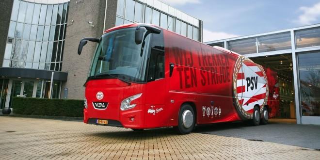 Nova VDL Futura za PSV Ajndhoven