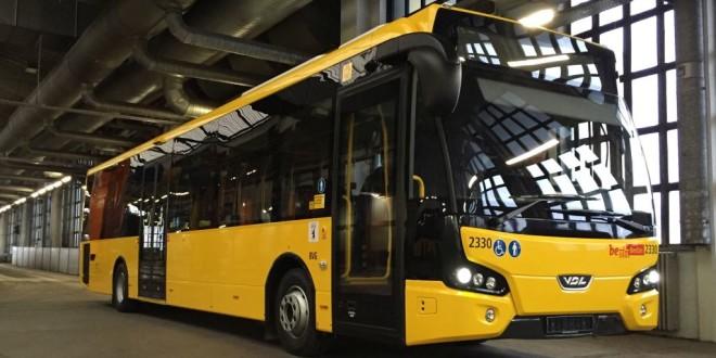Prvi autobusi VDL Citea LLE izlaze na ulice Berlina