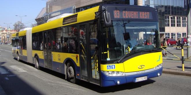 BG: Ovog leta klima će raditi u svakom četvrtom autobusu GSP-a